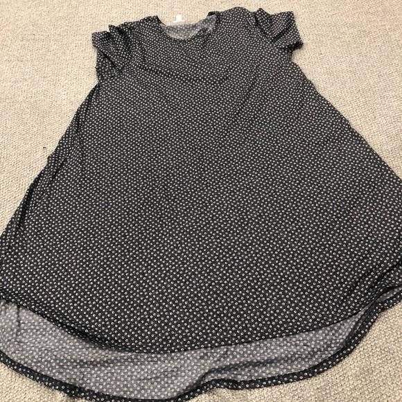 LuLaRoe Dresses & Skirts - Lularoe Polka Dot Carly